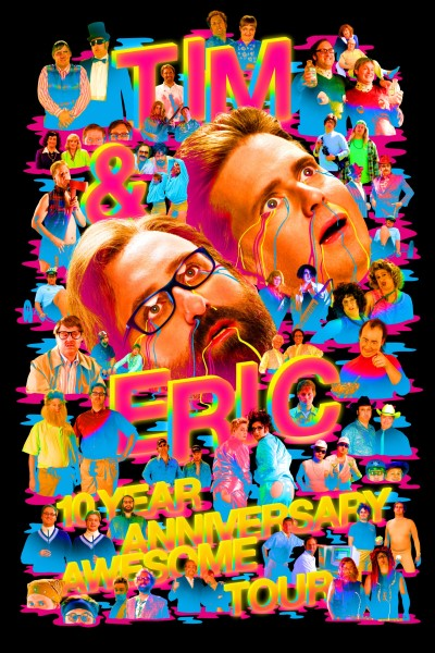 tim and eric logo
