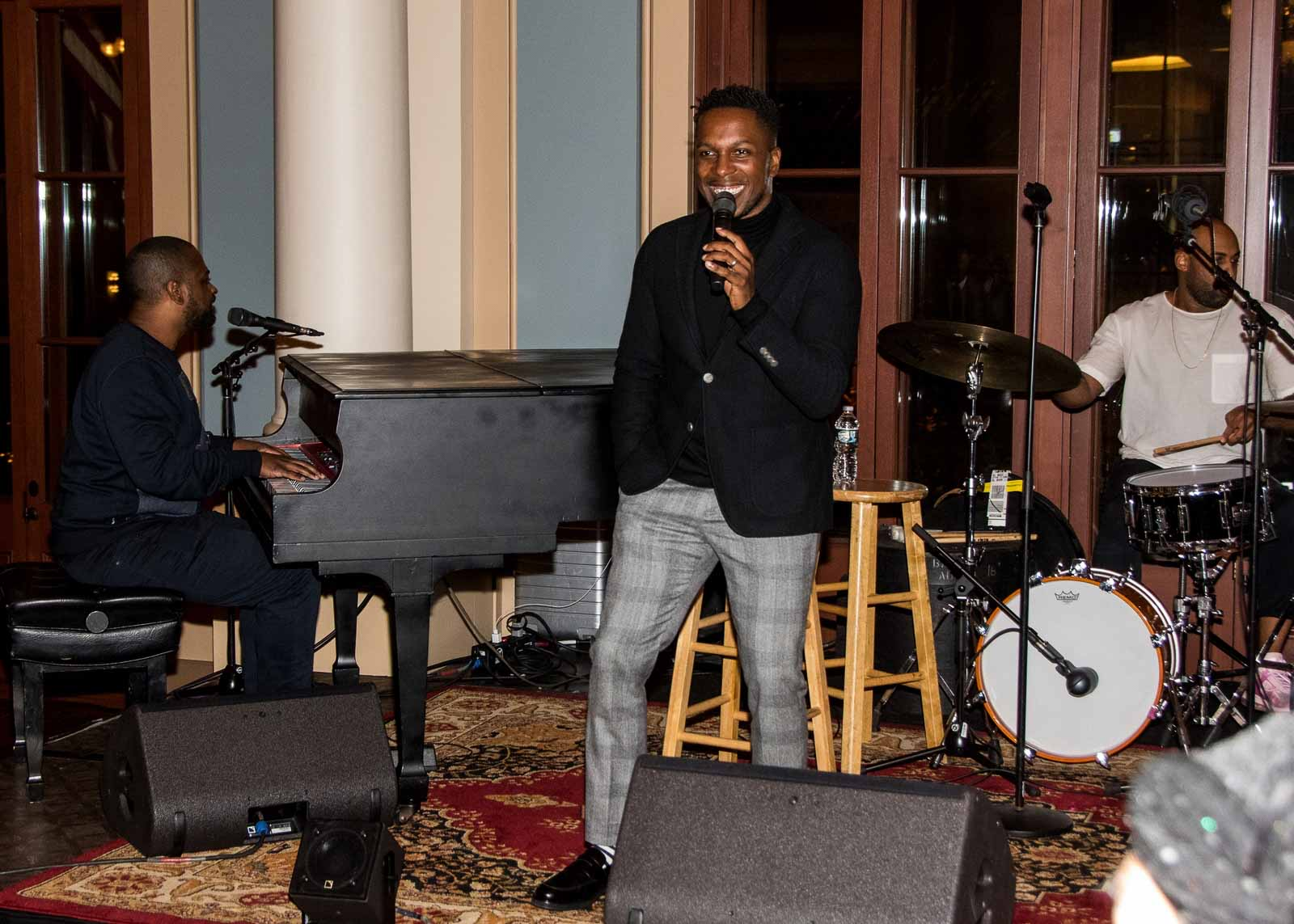 Photos of PHILADANCO 50th Anniversary VIP Party featuring Leslie Odom, Jr.