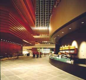 Kimmel Center Public Spaces