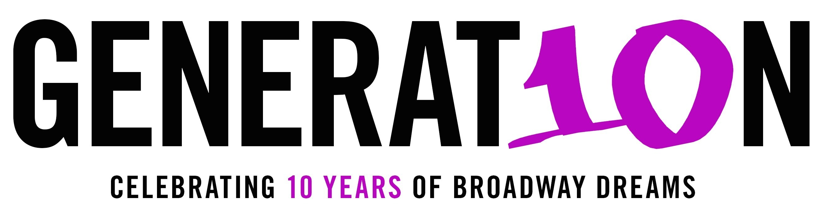 Broadway Dreams Generat10n Logo