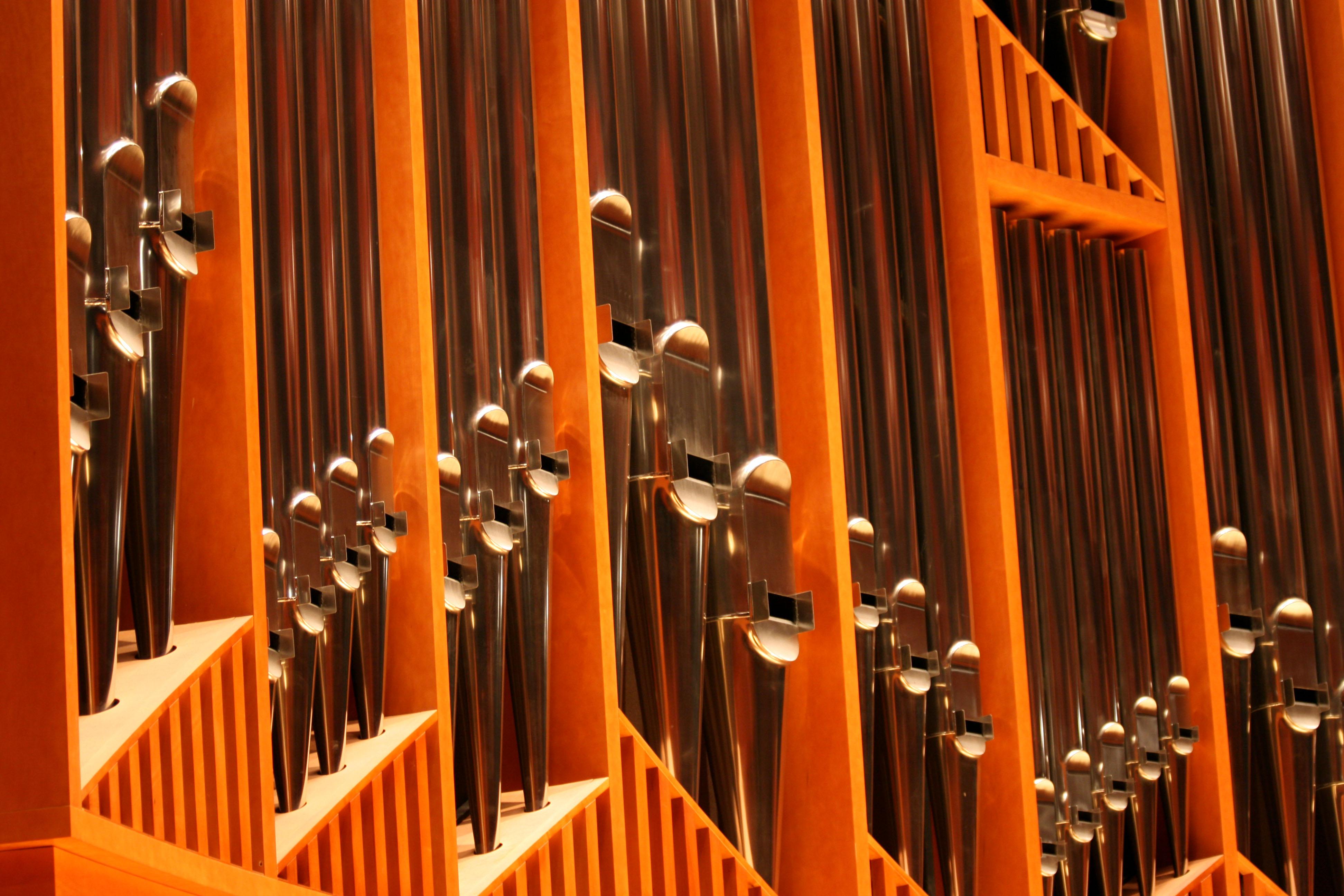 Verizon Hall Pipe Organ Philadelphia Events