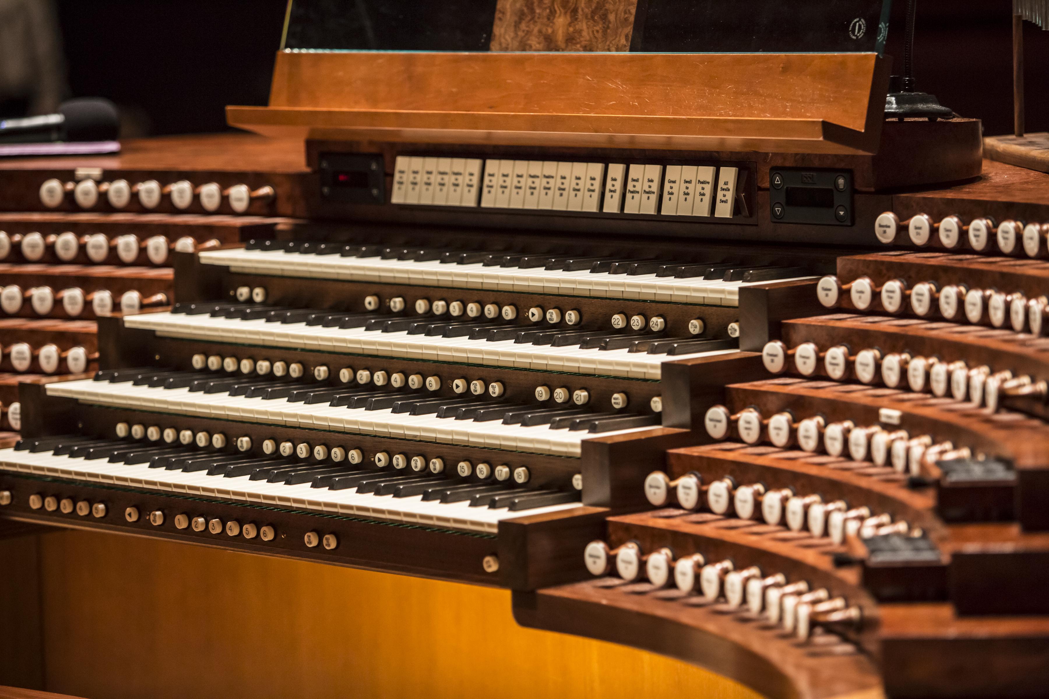 Fred J Cooper Memorial Organ Kimmel Center Philadelphia