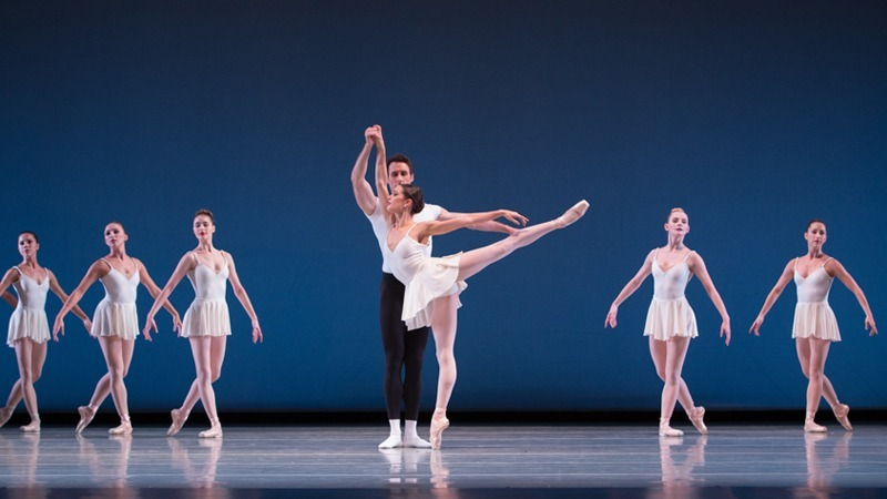 Artists of Pennsylvania Ballet in Concerto Barocca