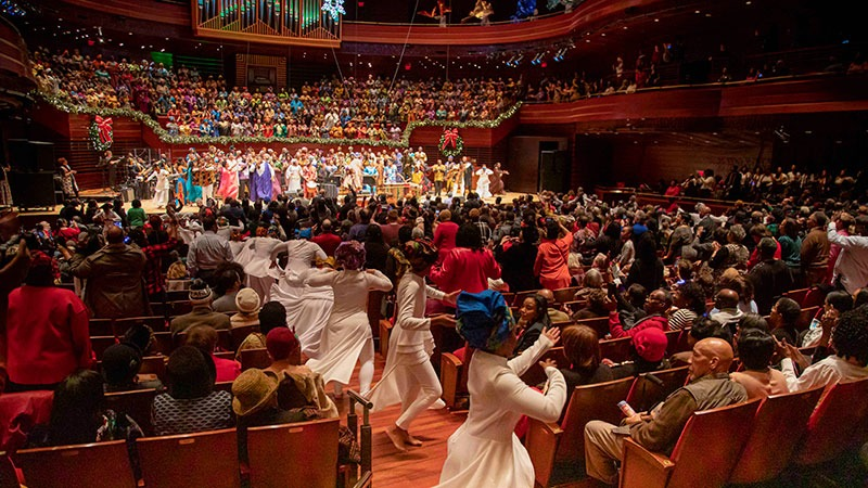 Image from A Soulful Christmas in Verizon Hall at the Kimmel Center