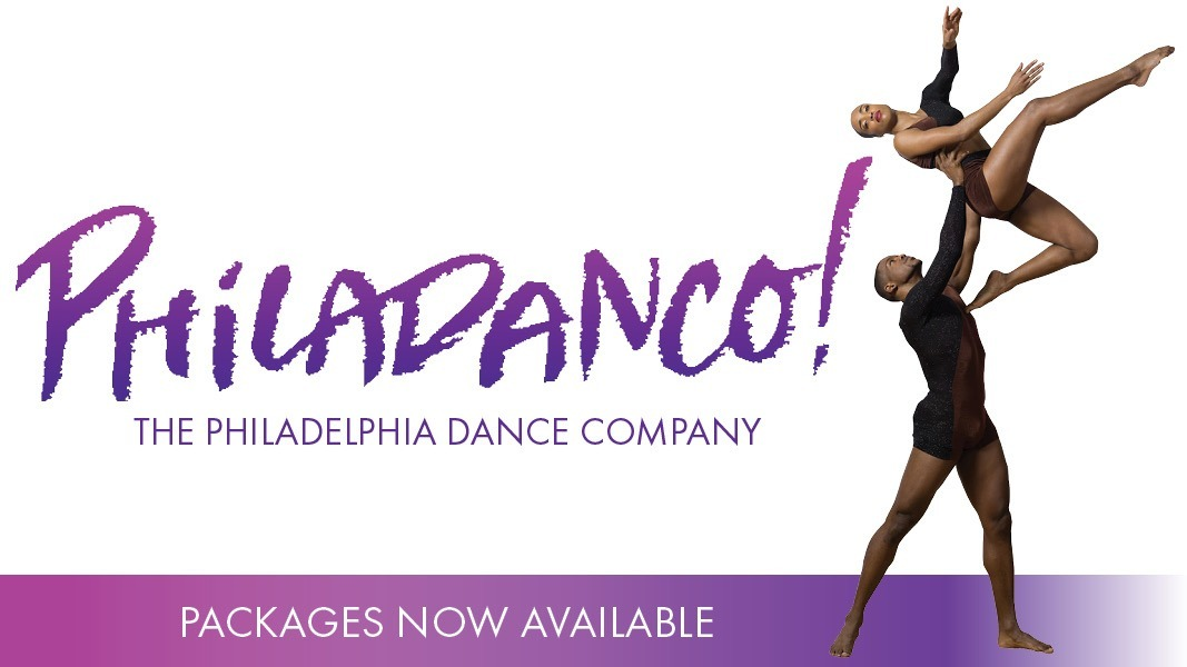 Philadanco - Packages now available!