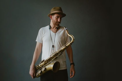 World Premiere: Jazz Residency Artist Korey Riker