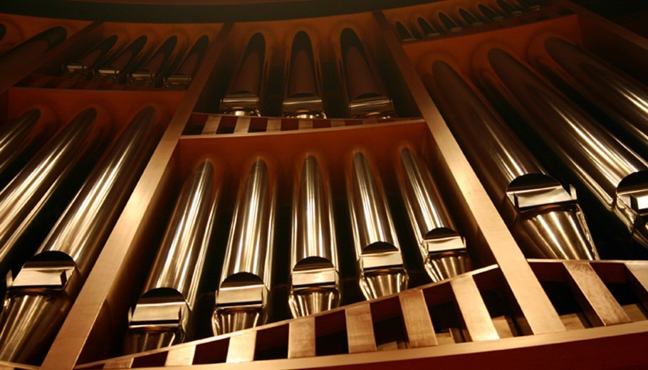 British Organ Invasion