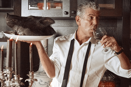 Anthony Bourdain: THE HUNGER