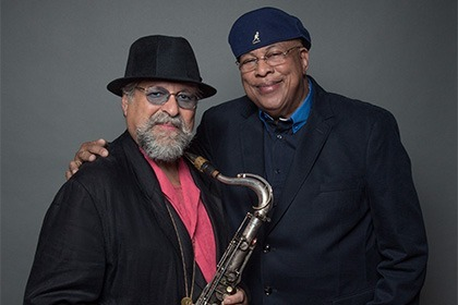 Chucho Valdes and Joe Lovano Quintet