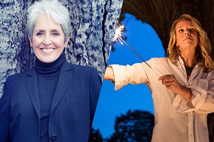 Joan Baez with Mary Chapin Carpenter