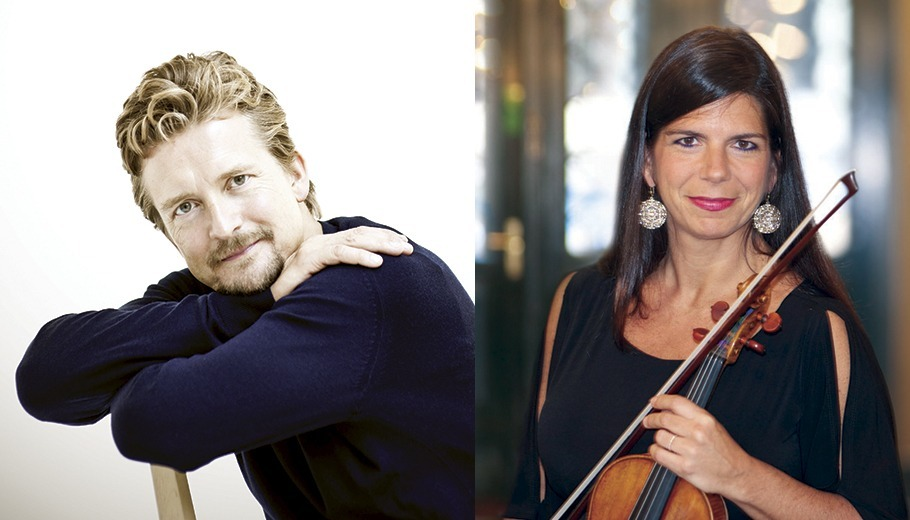 Pamela Frank and Christian Tetzlaff