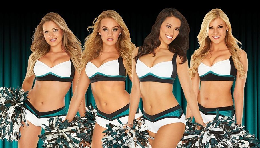 Philadelphia Eagles Cheerleaders Final Audition Show - Kimmel Center 84e6732d6