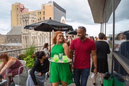 Balcony Bar 2019 press release - Kimmel Center
