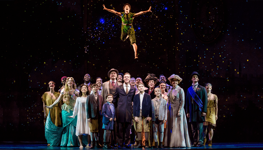 Image result for finding neverland musical