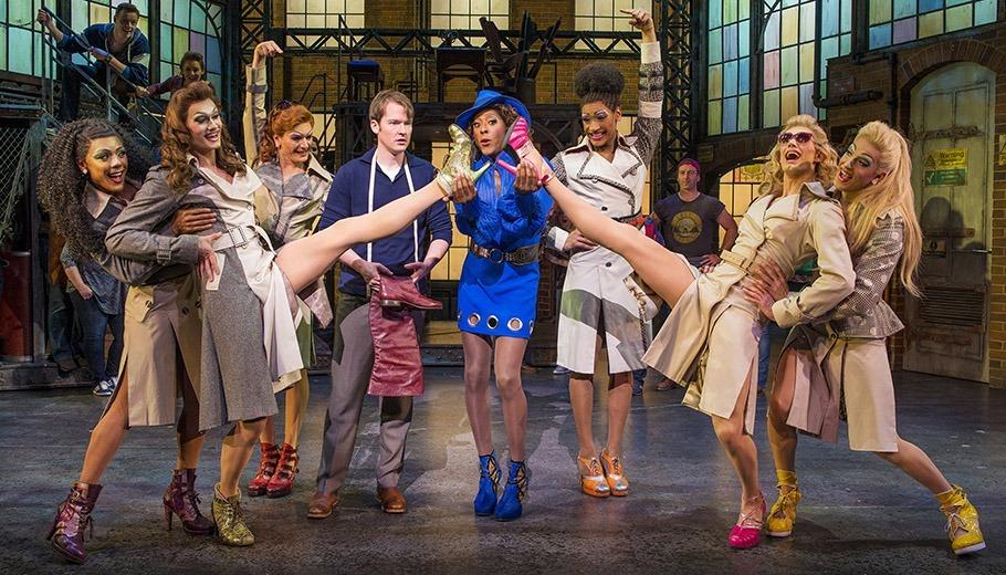 Kinky Boots Broadway Plays Philadelphia