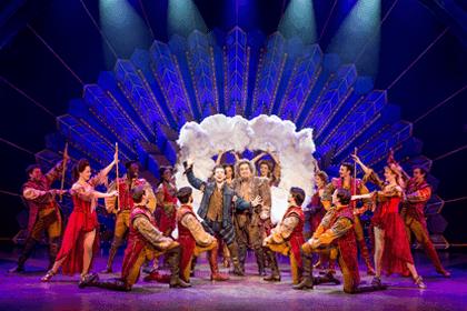Broadway musicals american teen