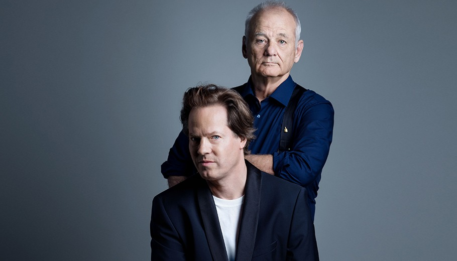 Bill Murray and Jan Vogler