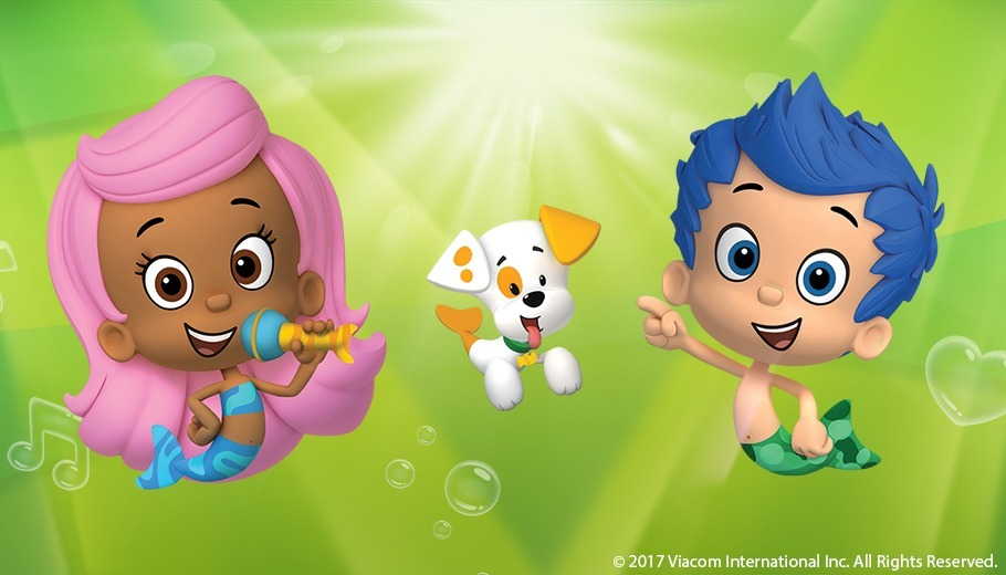 the bubble guppies live merriam theater march 2018