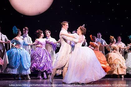 Rogers + Hammerstein's Cinderella | Broadway | Feb 2019
