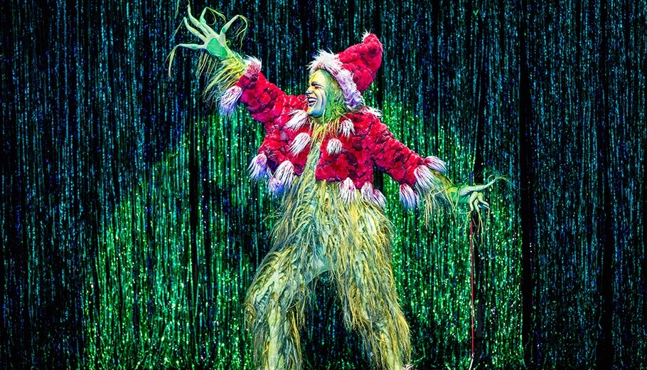 How The Grinch Stole Christmas The Musical Broadway Philadelphia