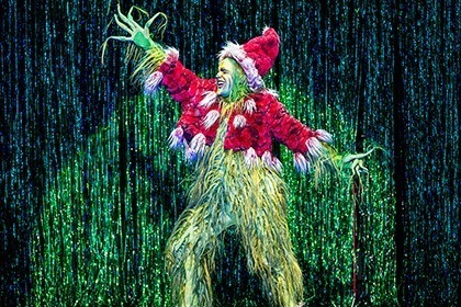How The Grinch Stole Christmas Cast Animated.How The Grinch Stole Christmas Broadway Philadelphia 2018