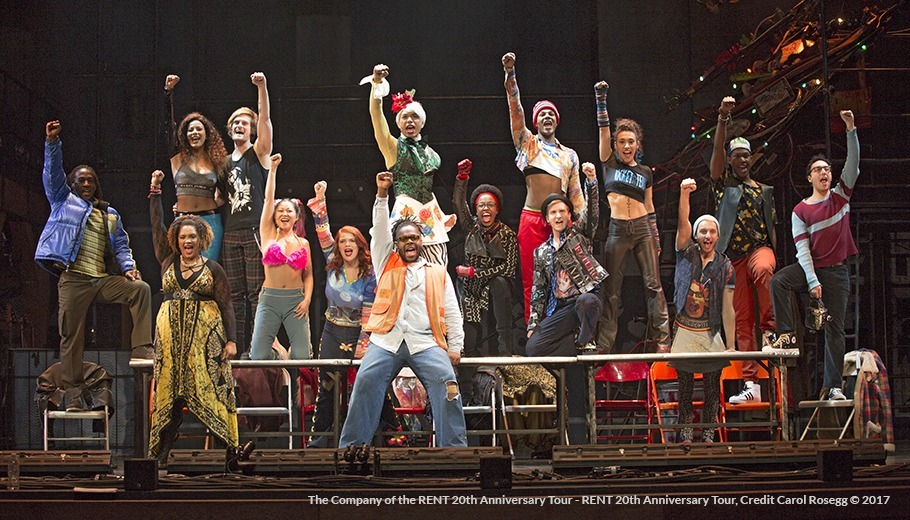 The Company of the RENT 20th Anniversary Tour - RENT 20th Anniversary Tour