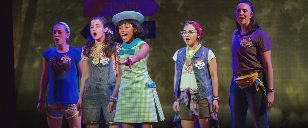 American Girl Production Photo