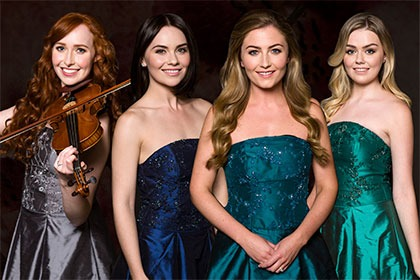 Celtic Woman Pictured