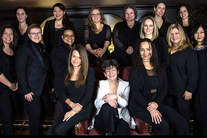 DIVA Jazz Orchestra pictured