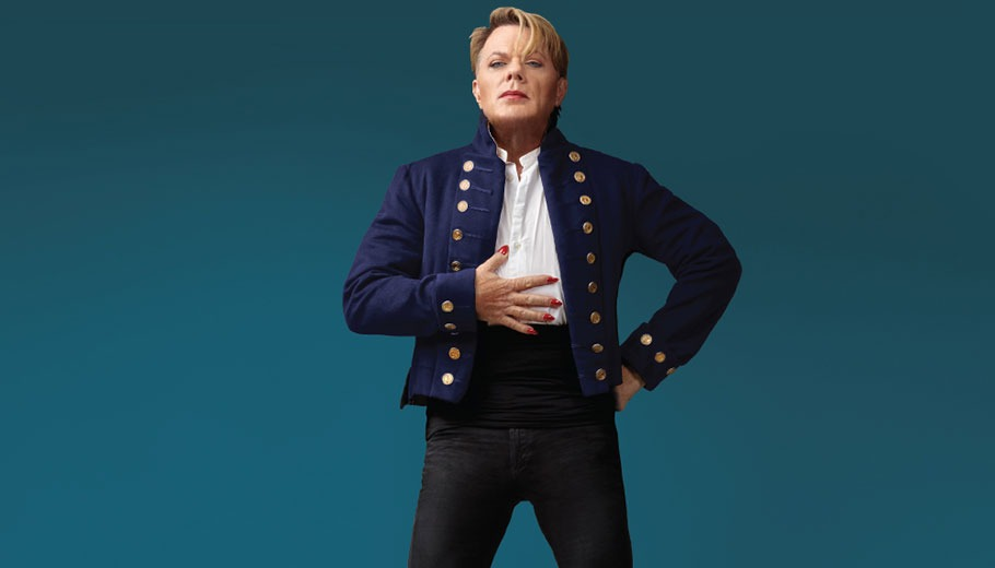 Eddie Izzard Pictured
