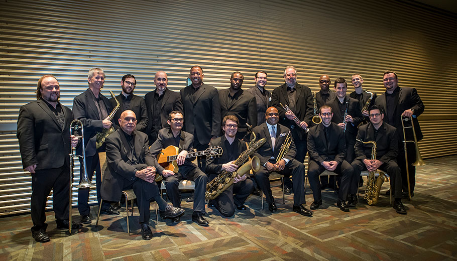 Jazz Orchestra of Philadelphia pictured