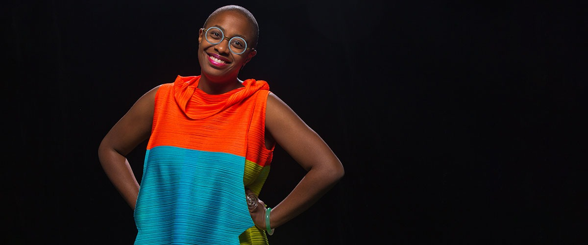 Cecile McLorin Salvant pictured