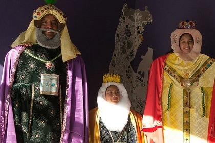 Three Kings pictured