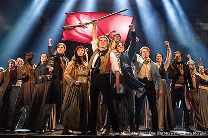 Les Miserables Tour _One Day More © Matthew Murphy