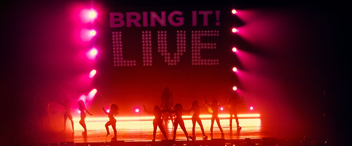 Bring It! Live Production Photo