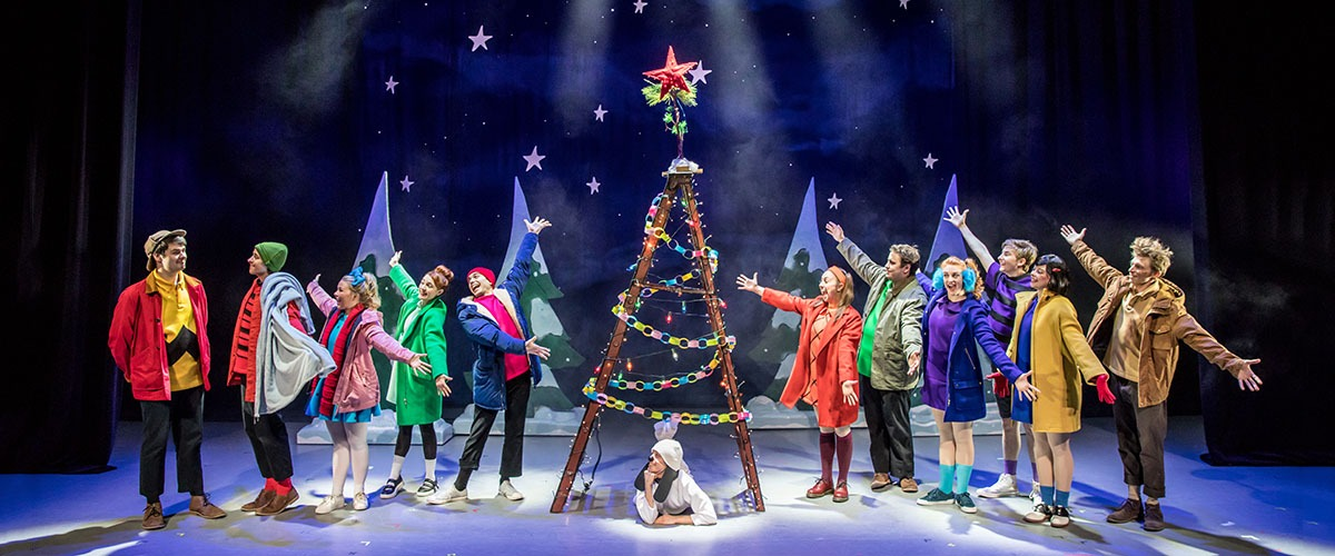 Christmas Shows In Philadelphia 2019.A Charlie Brown Christmas Live On Stage Kimmel Center