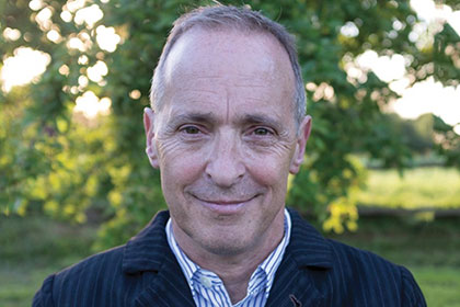 David Sedaris Pictured