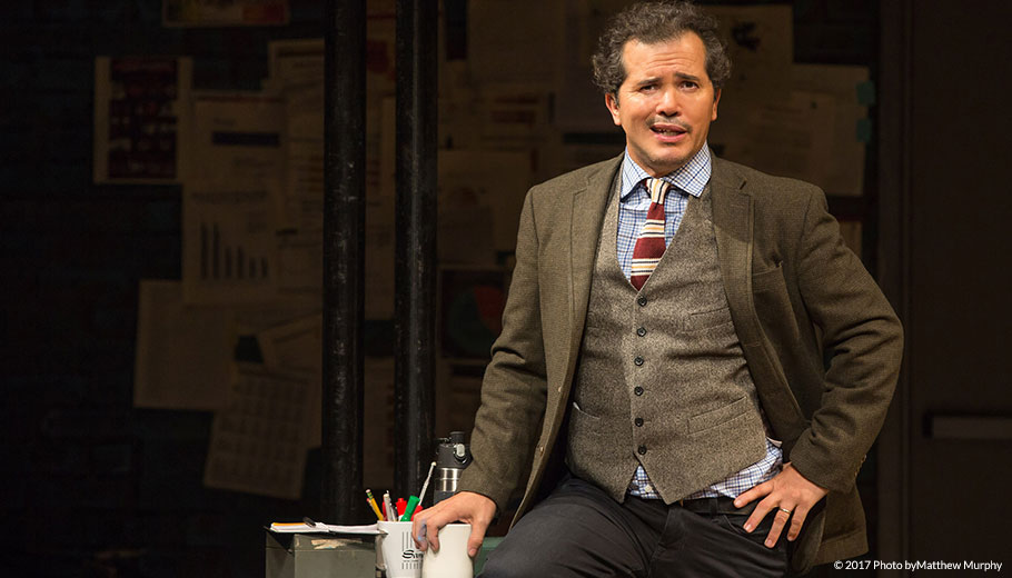 John Leguizamo pictured in Latin History for Morons
