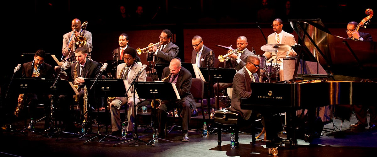 Modern Jazz Generation pictued performing