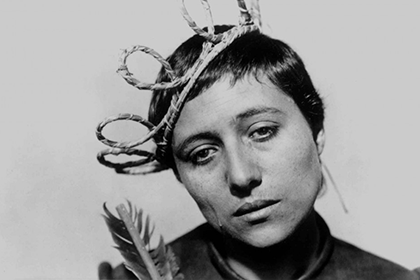 Still from the film The Passion of Joan of Arc