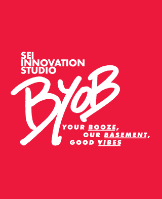 SEI Innovation Studio - BYOB logo