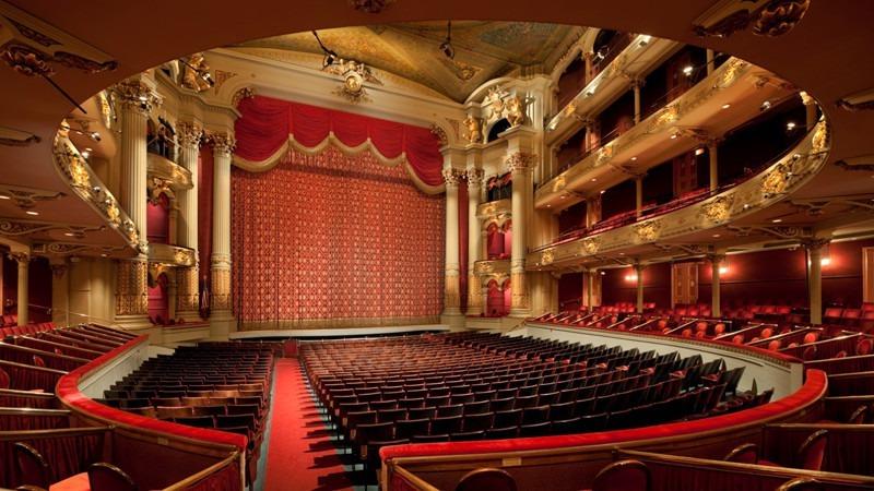Philadelphia Concert Auditorium Event Rentals Kimmel