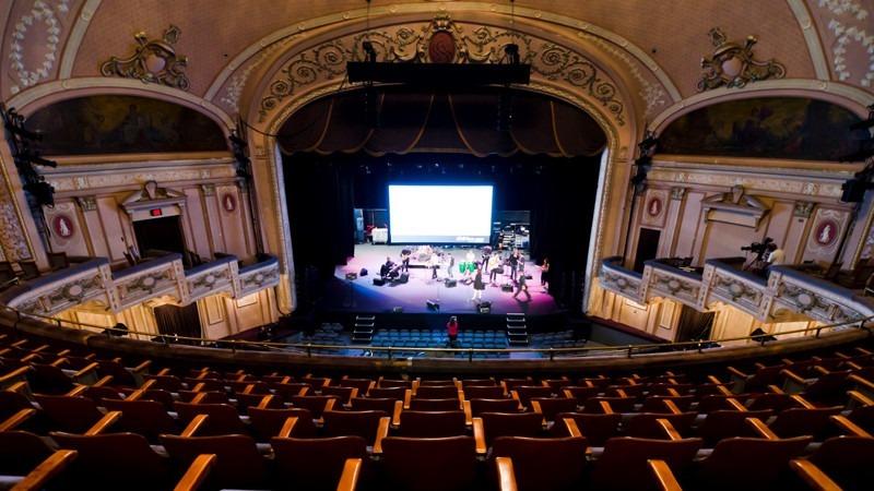 Merriam Theater Kimmel Center Philadelphia