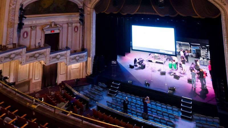 Theater Rentals Philadelphia Merriam Theater